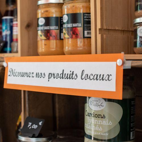 produits terroir des monts du lyonnais